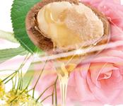 Косметика для кожи и волос на розовом масле и йогурте