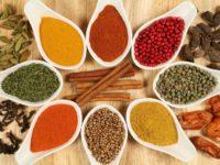 Натуральные приправы и смеси сушеных овощей